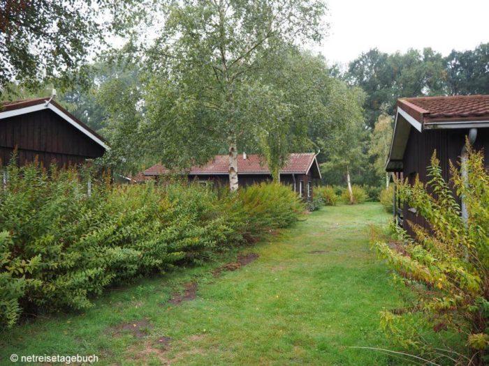 Heidehäuser-Park in Schloss Dankern
