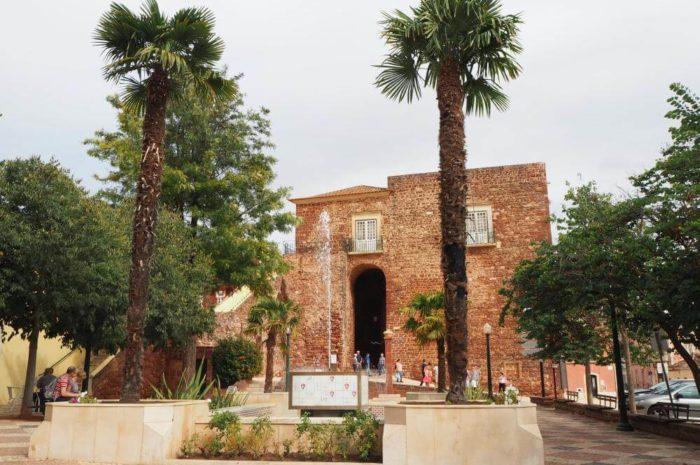 Silves, Portugal – ehemalige Hauptstadt der Mauren an der Algarve