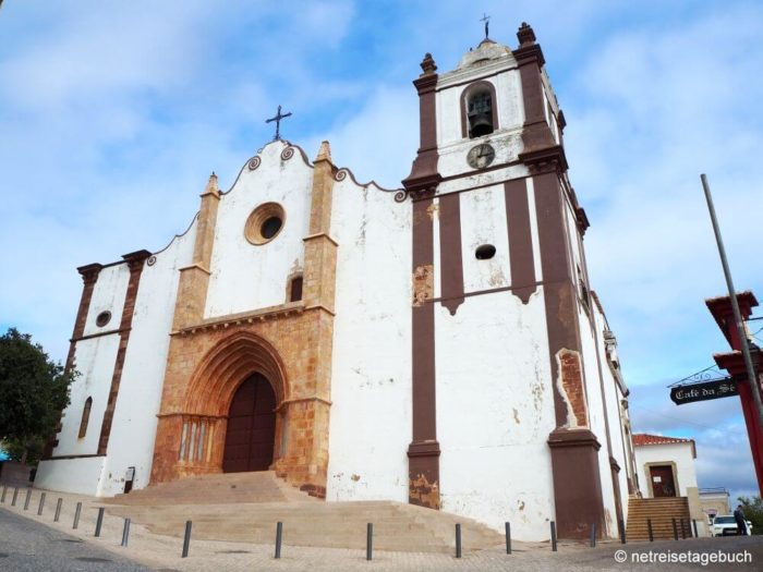 Kathedrale Se in Silves