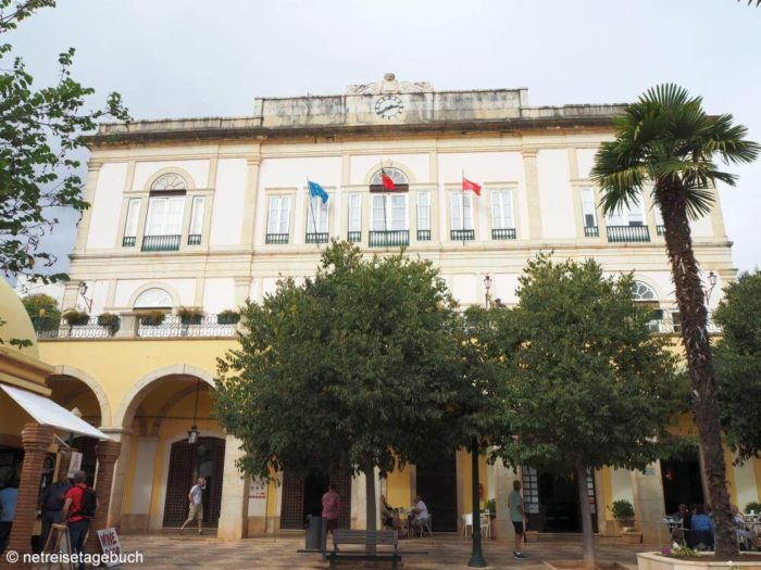 Camara Municipal in Silves