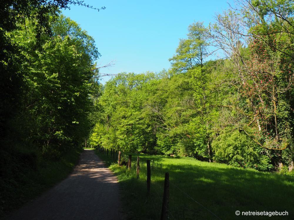 Wanderweg Gruiten-Dorf