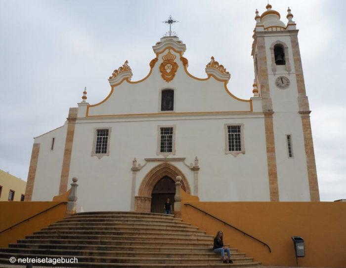 Nossa de Senhora da Conceicao in Portimao
