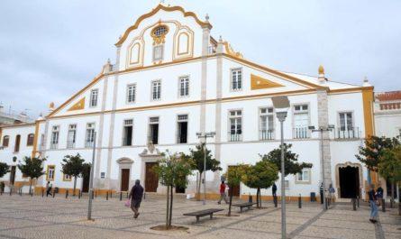 Igreja do Colegio in Portimao