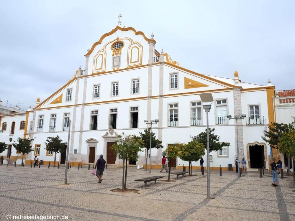 Portimão – die einstige Sardinenflotte an der Algarve