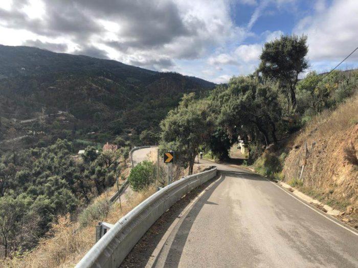 Algarve Fahrradtour zum Monchique-Gebirge