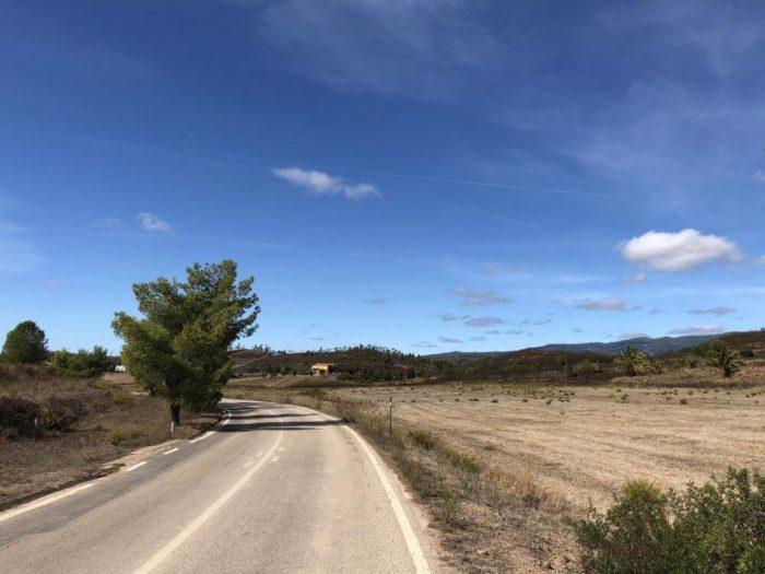 Algarve-Fahrradtour