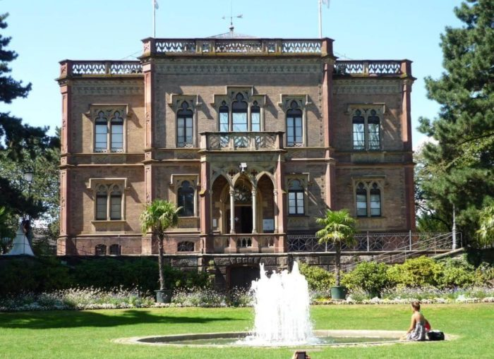 Herrenhaus Colombischloessle Freiburg