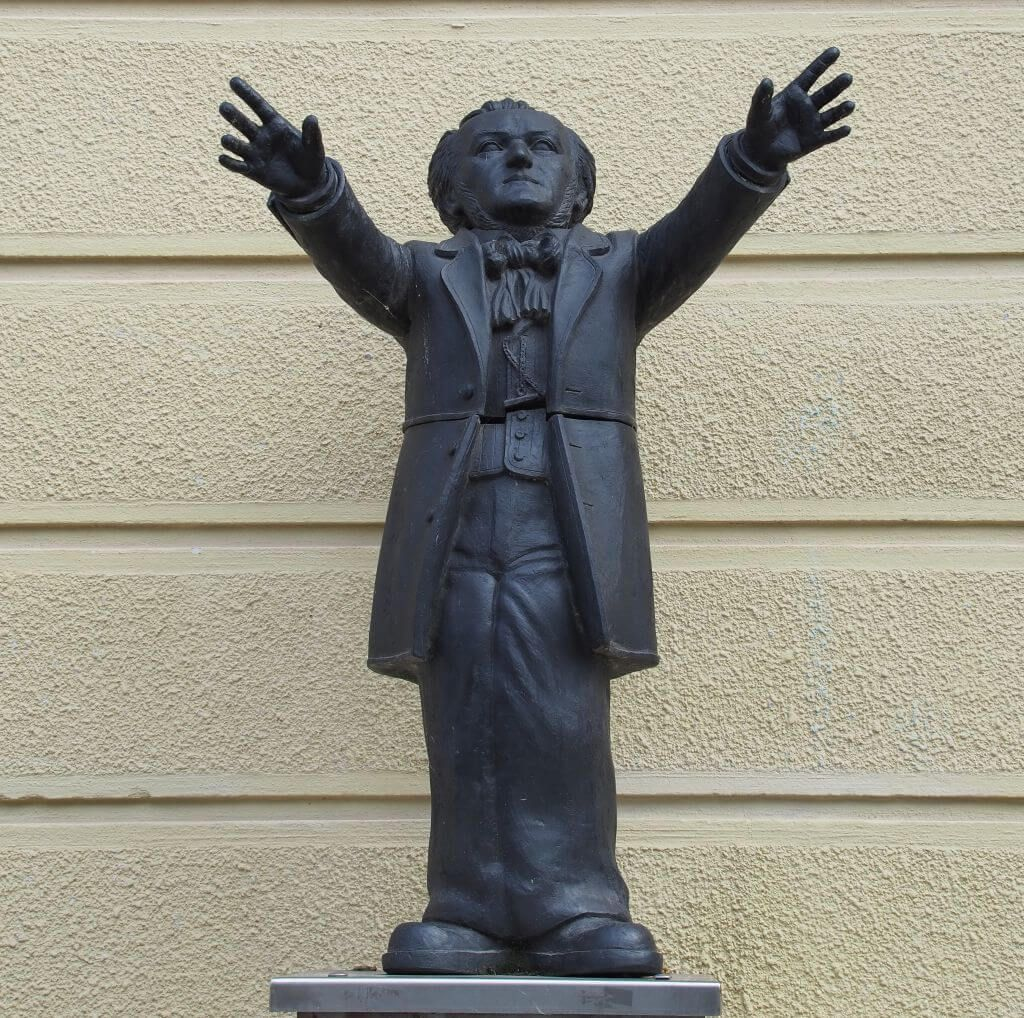 Richard-Wagner-Stadt Bayreuth