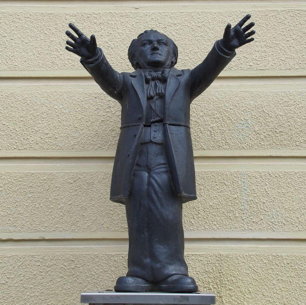 Richard-Wagner-Stadt Bayreuth