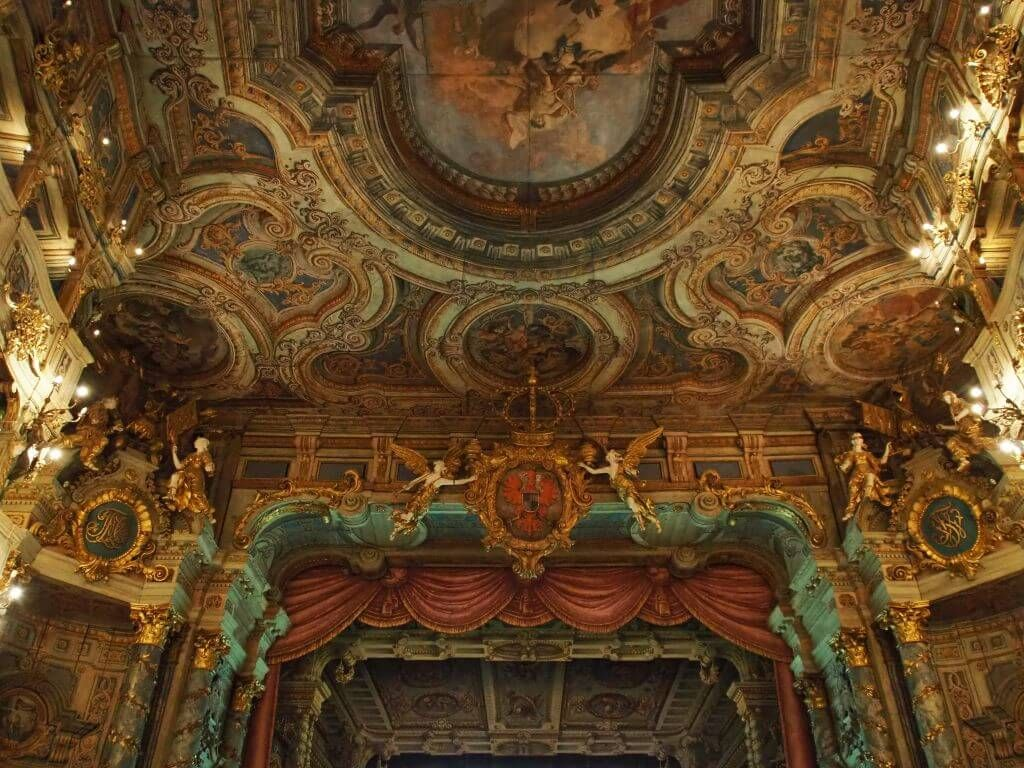 Bayreuth Sehenswuerdigkeit