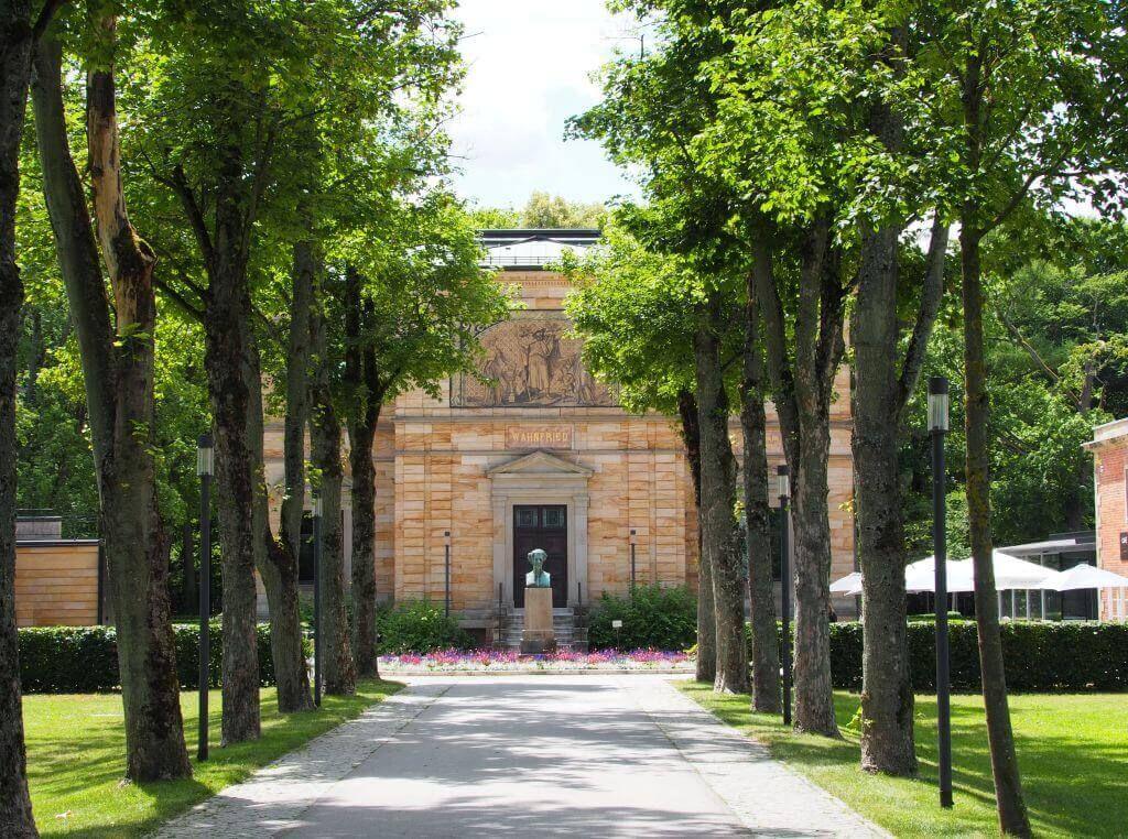Villa Wahnfried