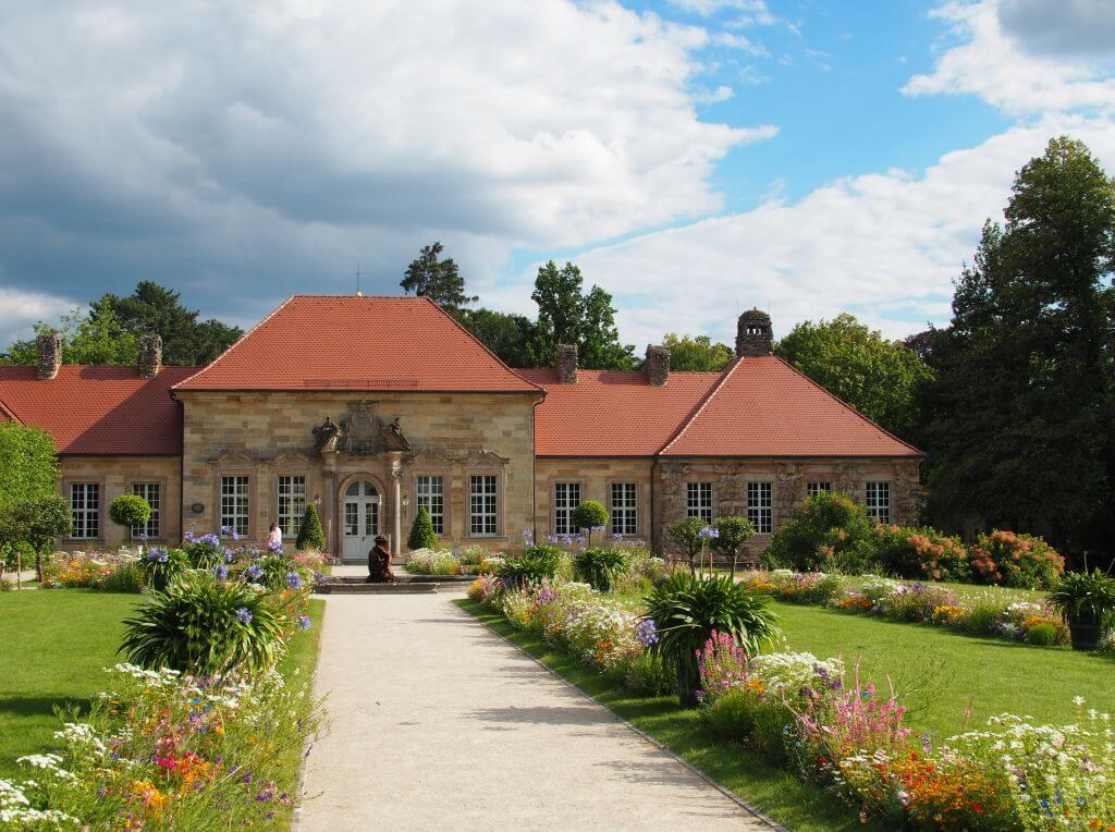 Altes Schloss Eremitage