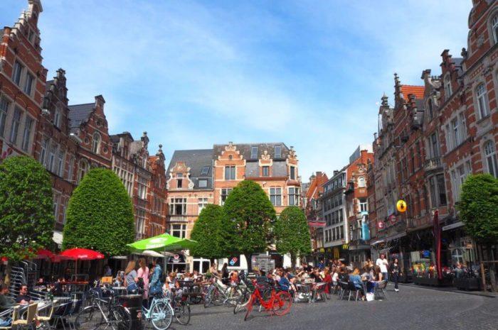 Sehenswertes in Leuven (Löwen) in Belgien