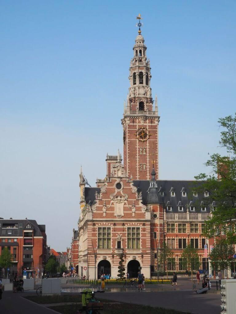 Universitätsbibliothek von Leuven