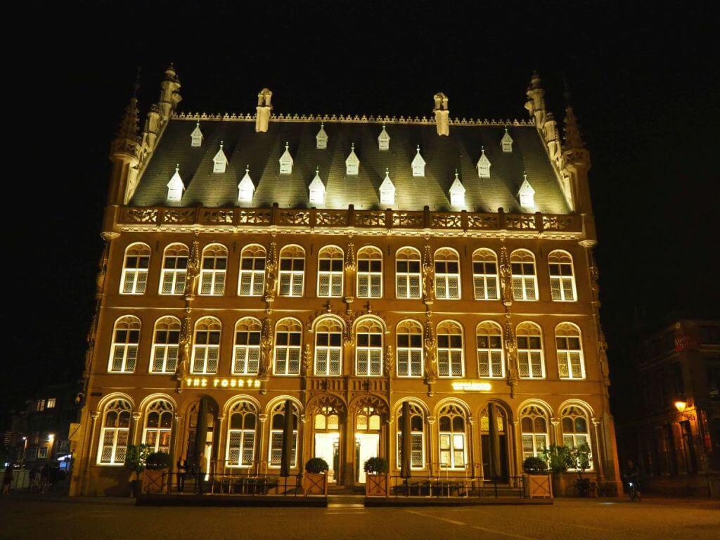 Tafelrond in Leuven / Löwen