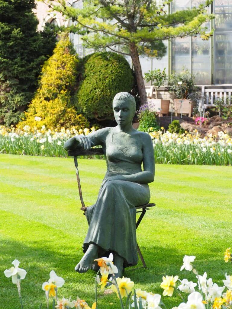 Kruidtuin - Botanischer Garten in Leuven