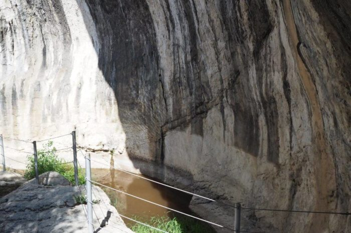 Die Riesentöpfe – Marmitte dei Gigante – in Torbole
