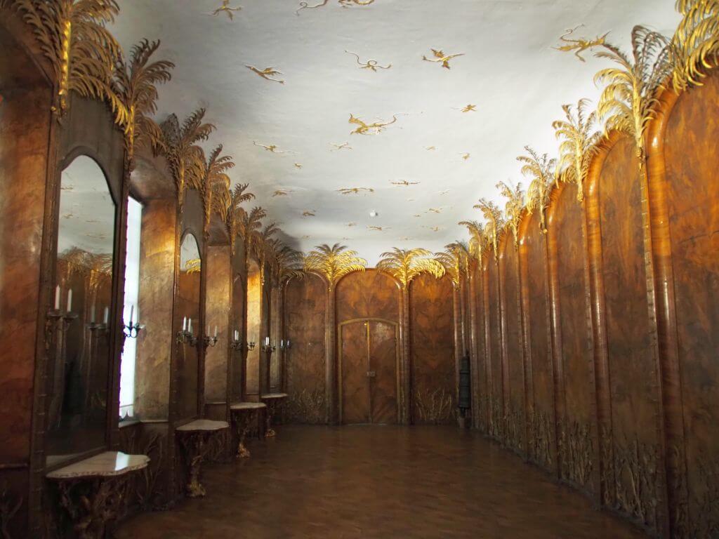 Palmenzimmer im Neuen Schloss