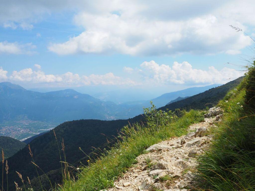 Wanderweg rund ums Refugium Nino Pernici