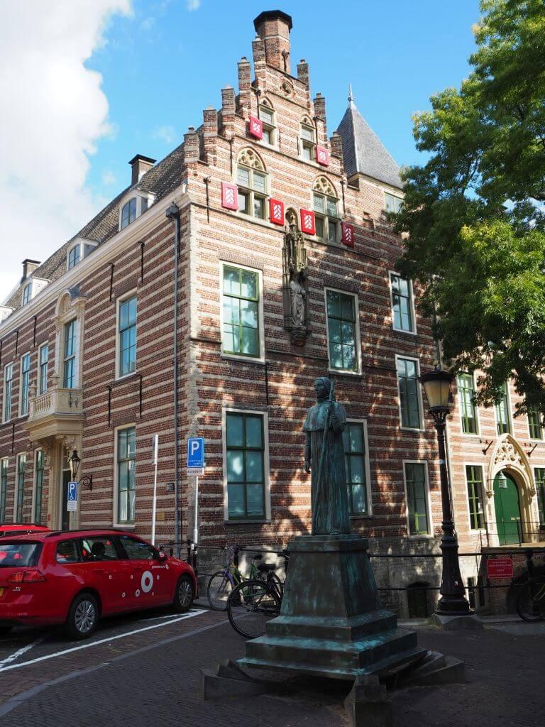 Paushuize in Utrecht
