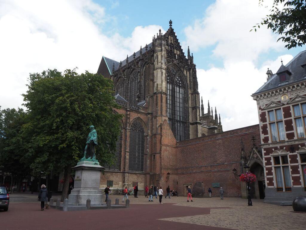 Domplatz in Utrecht