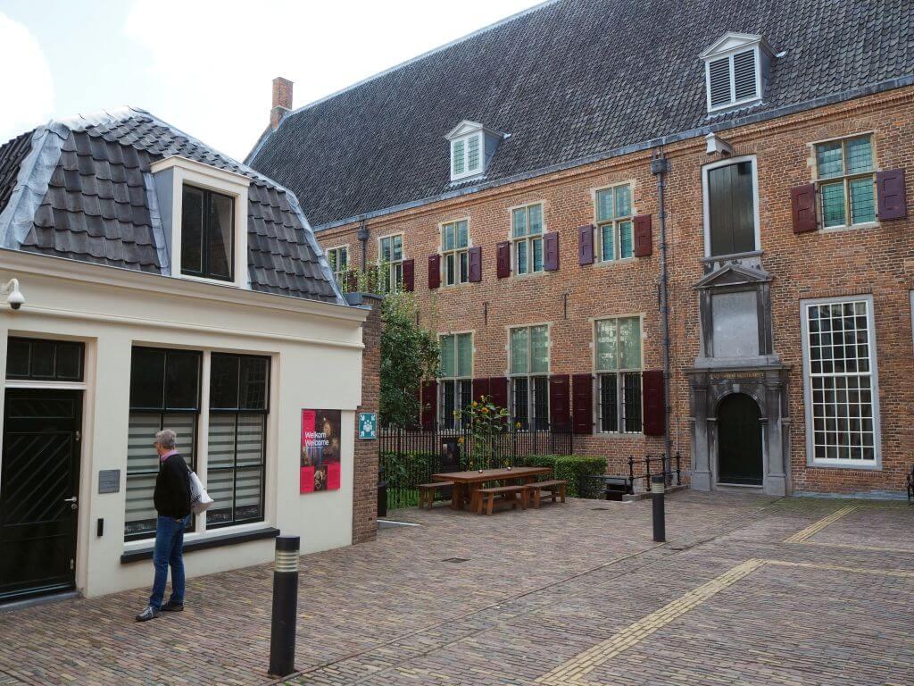 Catharijneconvent in Utrecht