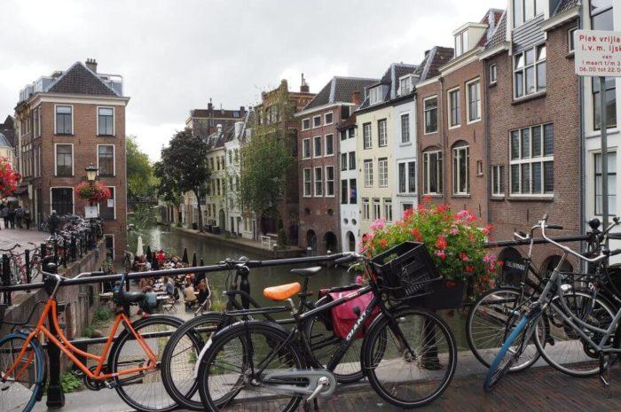 Utrecht, eine niederländische Stadt mit viel Flair