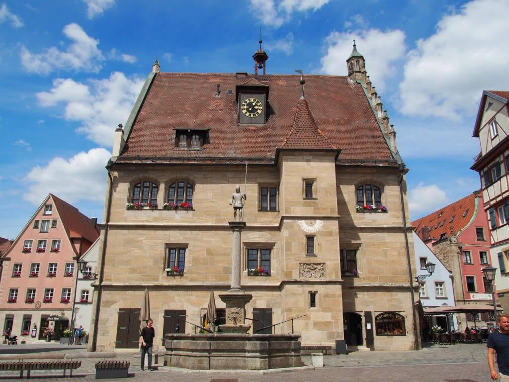 Altes Rathaus in Weissenburg