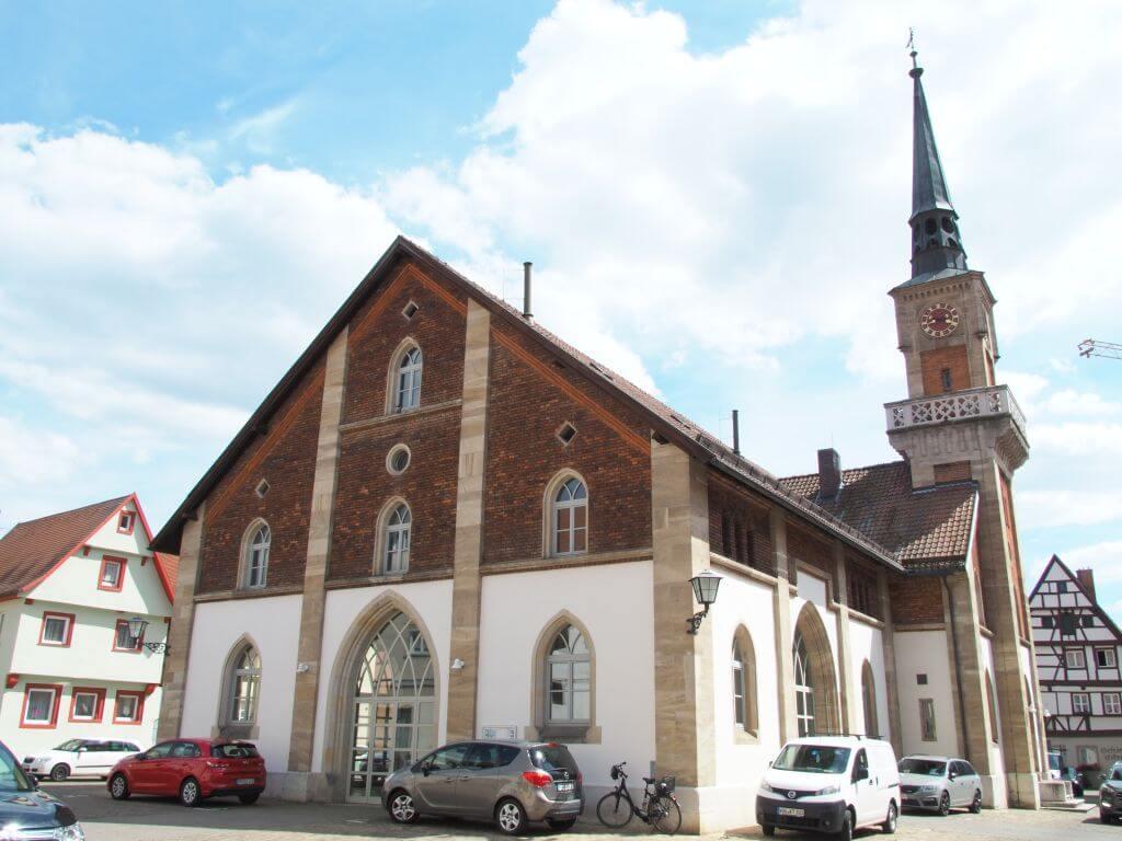 Schranne in Weißenburg