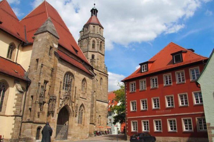 Weißenburg  – mittelalterliche Idylle in Mittelfranken