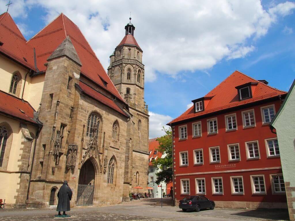 Weißenburg - mittelalterliche Idylle in Mittelfranken