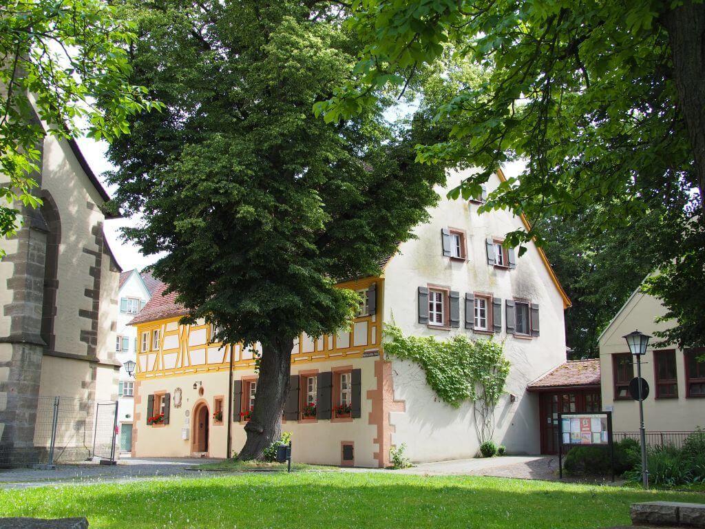 Alte Lateinschule Weissenburg