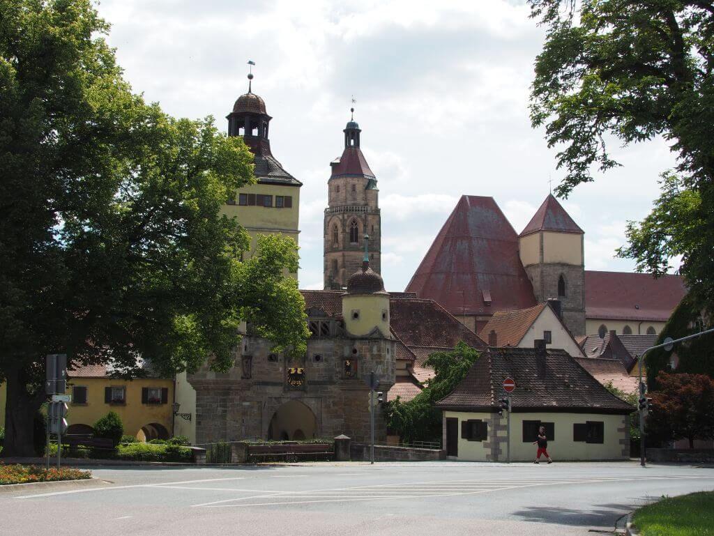 Ellinger Tor Weißenburg