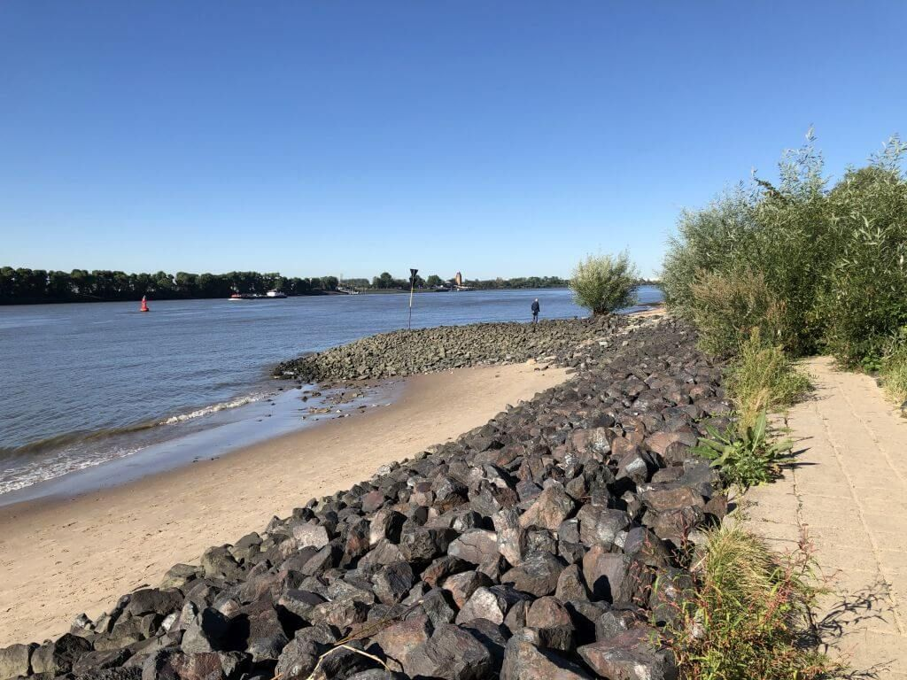 Elbstrand Hamburg