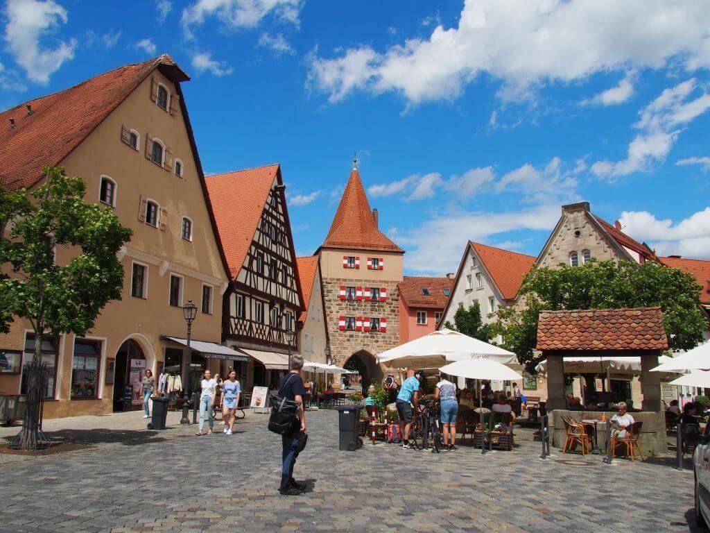 Marktplatz Lauf