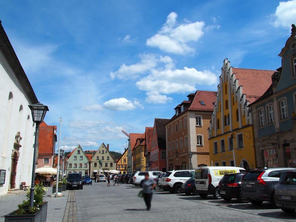 Holzmarkt Weißenburg