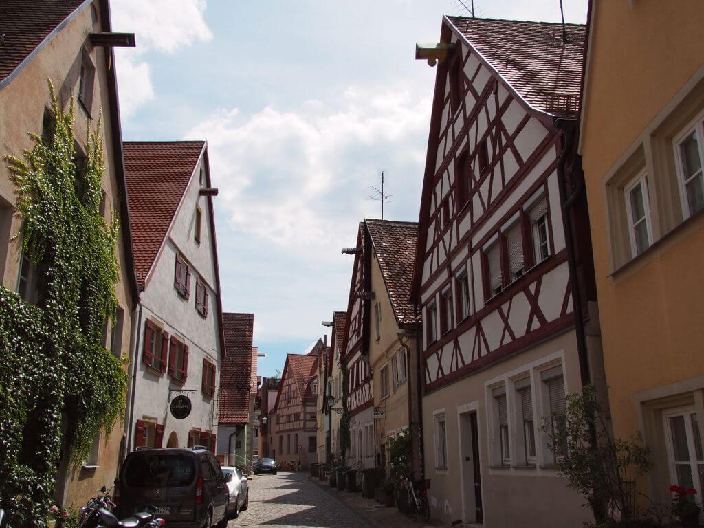 Weißenburg Altstadt