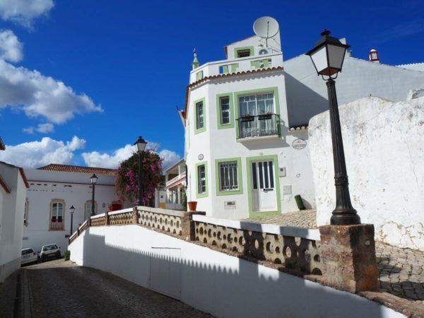 Alte an der Algarve