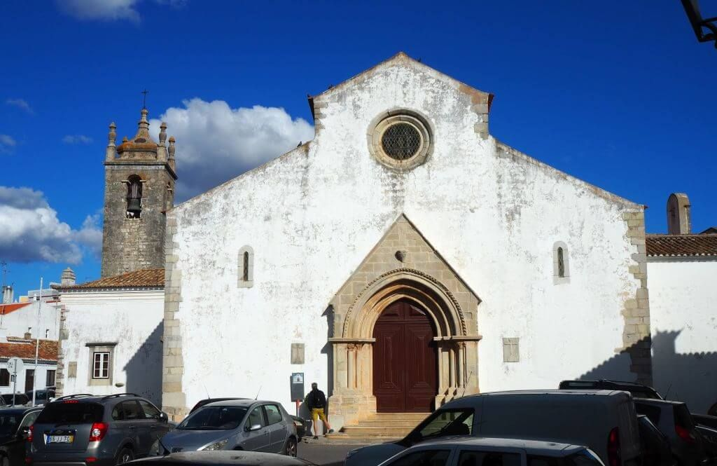 Igreja Matriz in Loule