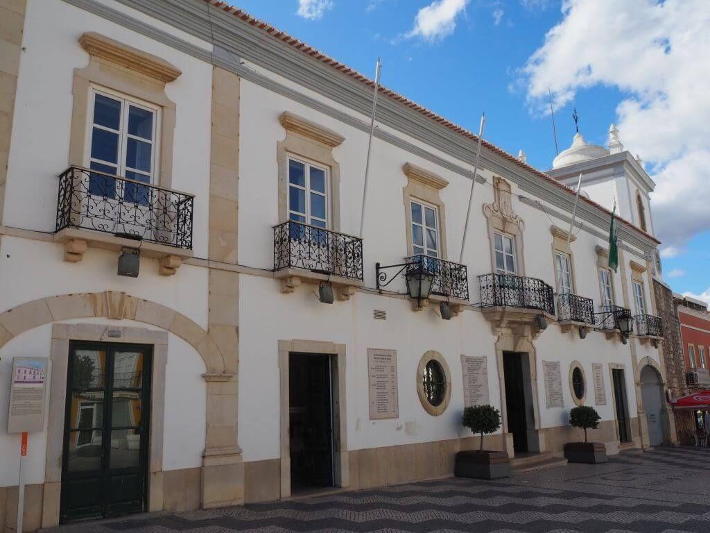Rathaus von Loule