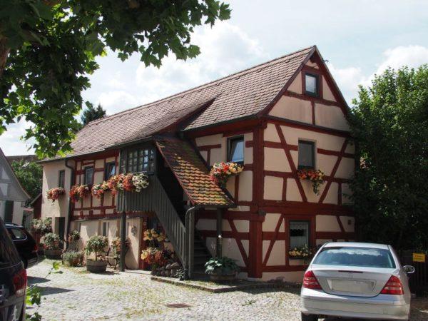 Ensemble Kirchenstrasse Hilpoltstein