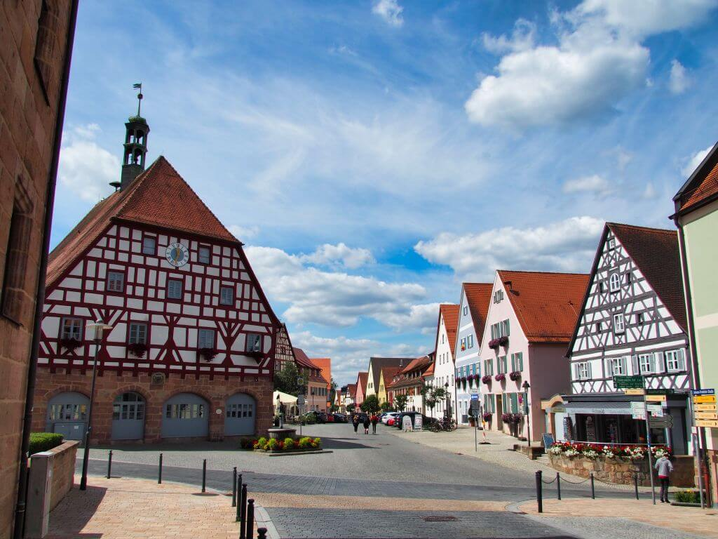 Hiltpoltstein Rathaus