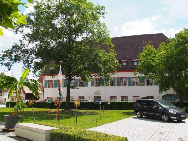 Residenz Festsaal Hilpoltstein