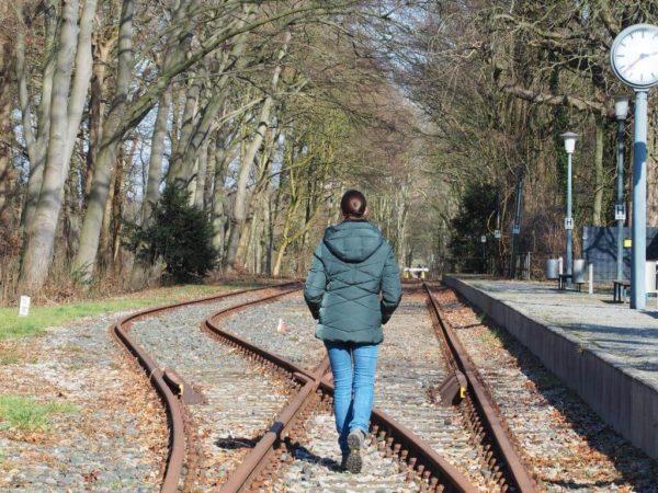 Bahnhof Hülser Berg