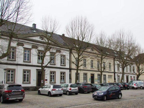 Bürgerhäuser in Kettwig