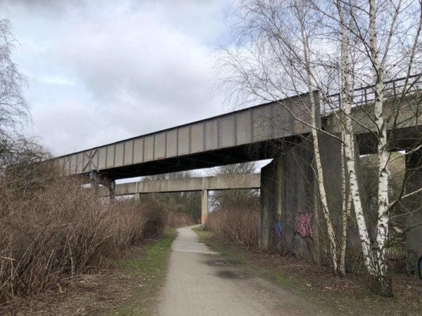 Ruhrgebiet wandern
