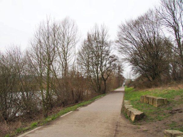 Ruhrtalradweg Etappe