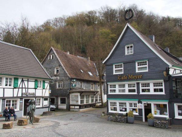Unterburg in Solingen