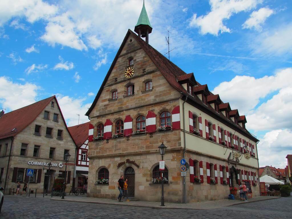 Altes Rathaus Lauf