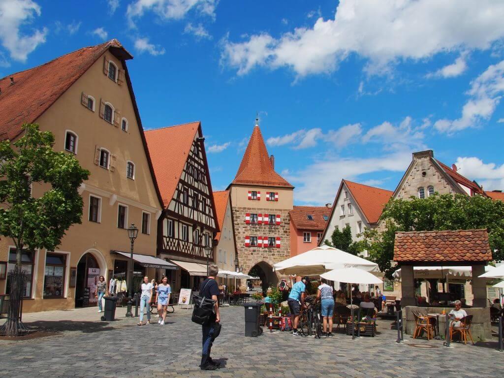 Marktplatz Lauf an der Pegnitz